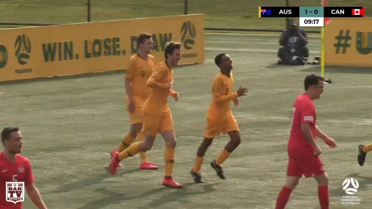 Match highlights: Pararoos v Canada