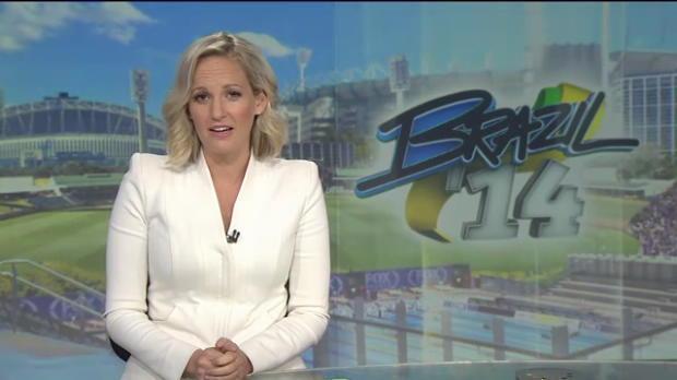 Brave Socceroos fall just short