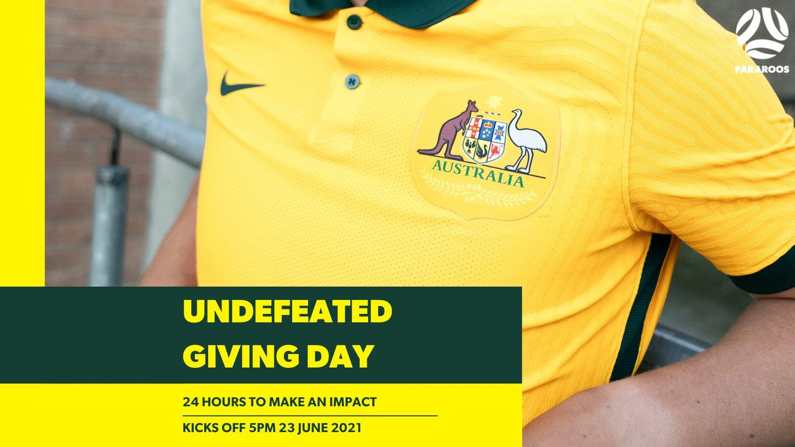Undefeated Giving Day