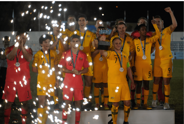Pararoos claim silver at IFCPF Asia-Oceania Championship