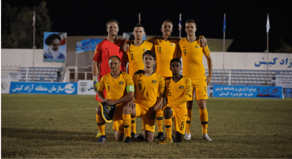 'We Play': Pararoos seeking creative concepts ahead of World Cup campaign