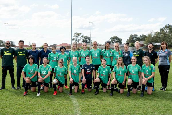 Matildas Cp camp