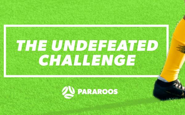 Undefeated Challenge