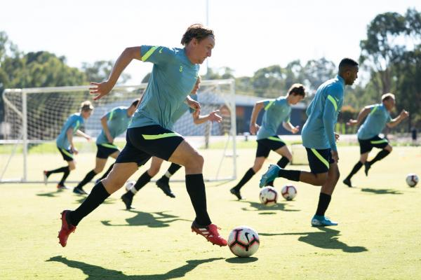Pararoos Training Camp