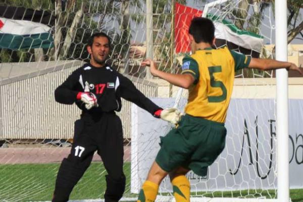 Pararoos defeat UAE