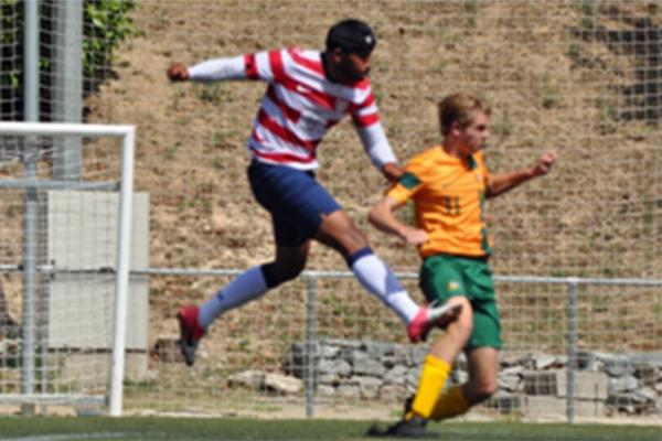 Pararoos succumb to USA