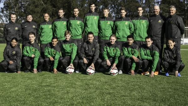 The Pararoos squad for this month's World Championships Qualification Tournament  has been named.