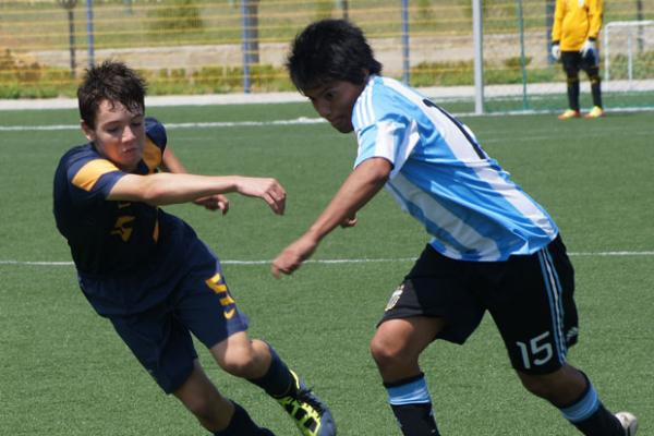 Pararoos downed by Argentina