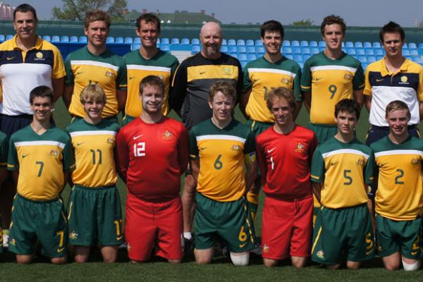 Pararoos gain experience in Ukraine
