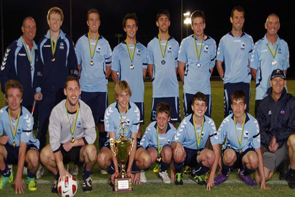 NSW claim Paralympic Football National title