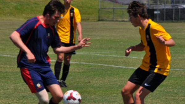 The best of Australian Paralympic 7-A-Side Football players have assembled at Coffs Harbour.