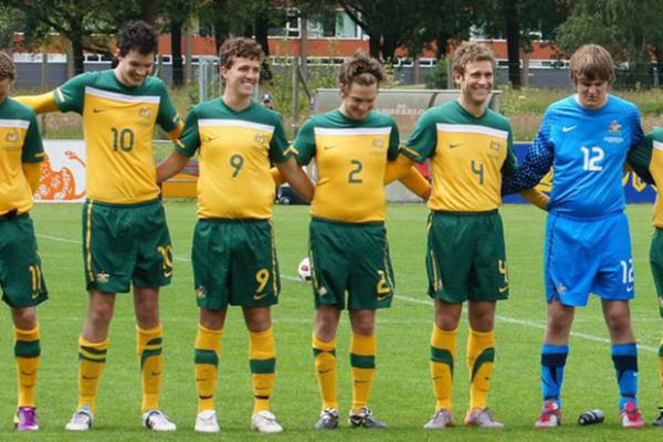 Pararoos down UAE