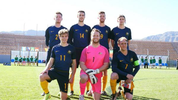 The Pararoos fell to Argentina in their final match.